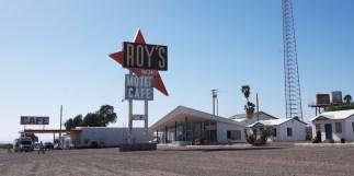 Roy's Motel & Café