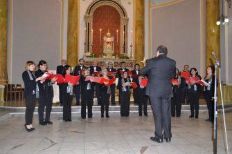 AmiConcerto n. 7 (2015) Coro Polifonico San Giuliano   Musica tradizionale e colta per un Natale comune   Chiesa di San Leonardo - Grammichele