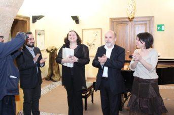 AmiConcerto n. 1 (2011) Sofya Gulyak, pianoforte   MACC - Caltagirone