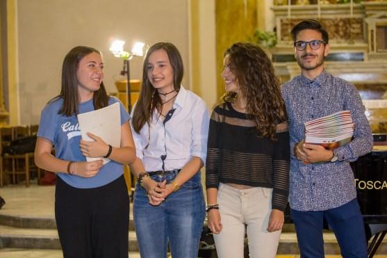 AmiCaFest 2017: Students Concert. Chiesa di San Leonardo, Grammichele