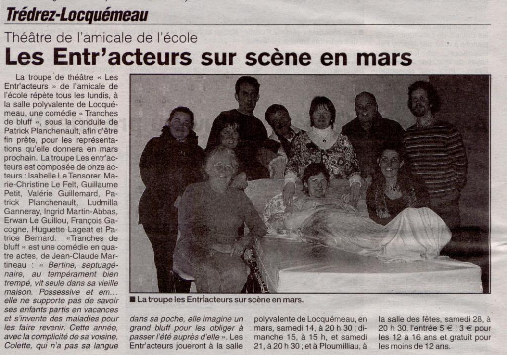 Le Trégor 26 février 2009