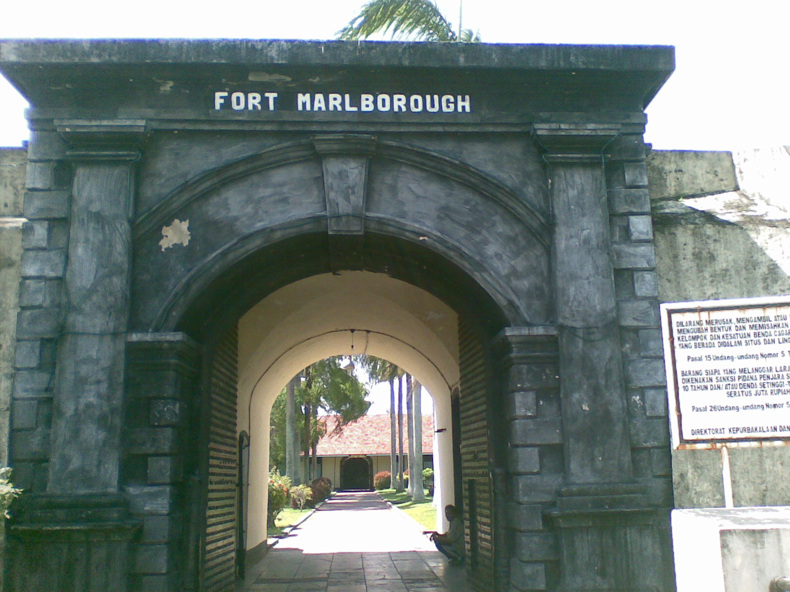 Fort Marlborough Mii Change The World