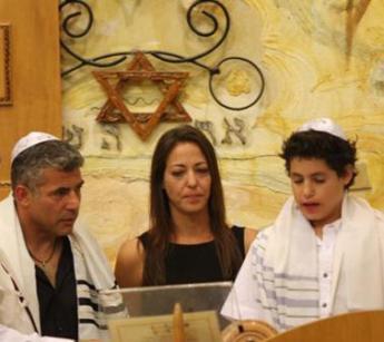 A közös kultúra a szekulárisoknak is fontos - Jáir fiának bar micvája