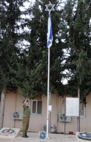 Tisztelet a zászlónak!