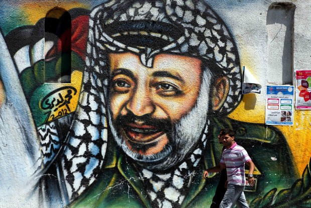 Jasszer Arafat