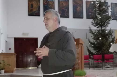 Catechesi di Padre Ljubo incotrato a fine anno (pellegrinaggio dicembre 2017)