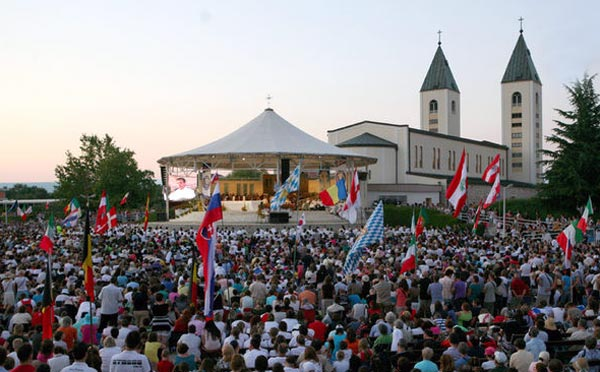 Medjugorje il Festival dei giovani 2019