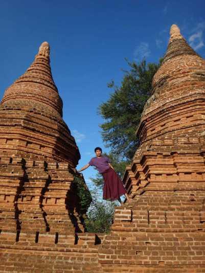Modeling in Myanmar