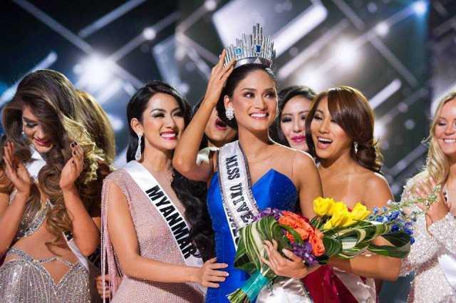 Miss Universe 2015 is Miss Philippines Pia Alonzo Wurtzbach