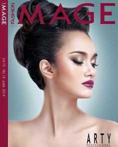 Image Fashion magazine cover (Instagram/maymyatnoe_myanmar)