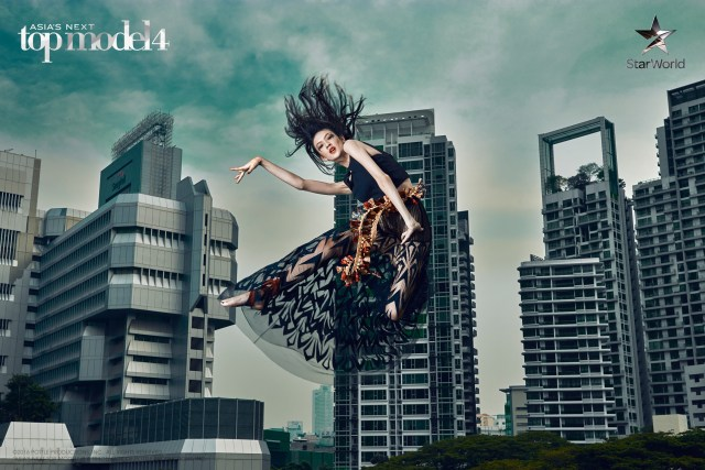 AsNTM4 Episode 2 Photoshoot - Angie