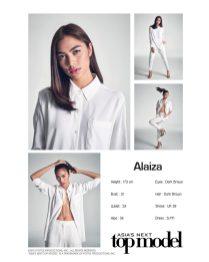 AsNTM4 Episode 3 Photoshoot - Alaiza