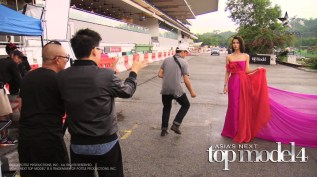 AsNTM4 Episode 4 - Sang In at the photoshoot