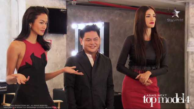 AsNTM4 Episode 10 - Jing Monis, special guest at the mega challenge