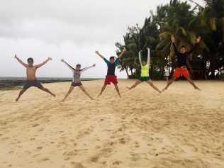 Obligatory Jump Shot (Guyam Island)