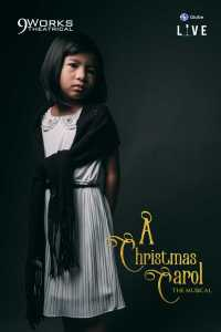 "Cerise Ramirez as Fan in Alan Menken and Lynn Ahrens' ""A Christmas Carol The Musical"" from 9 Works Theatrical and Globe LIVE!"