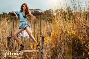 Tu in Asia's Next Top Model Cycle 5 Episode 3