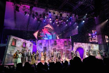 Globe Live! and 9 Works Theatrical's A Christmas Carol