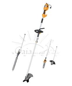 RIWALL Decespugliatore elettrico 4in1 1000W RI-23100-DP