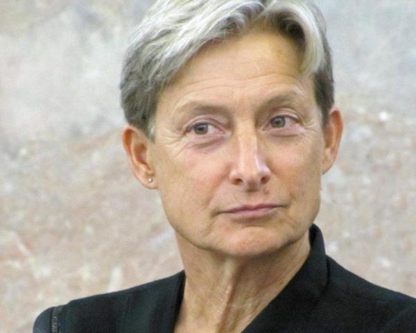 Judith Butler. Frankfurt 2020