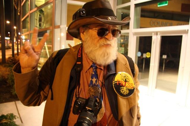 Amicus Curia, investigatory photojournalist