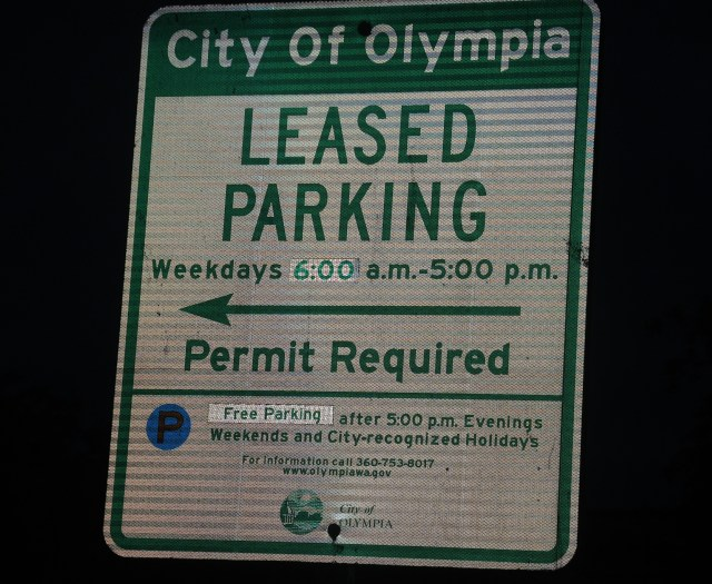 Free Parking...Unless You're Hungry