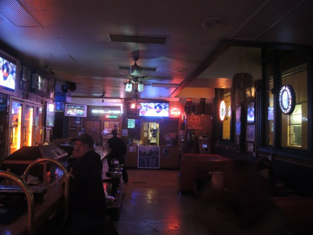 4th Ave Tavern Interior
