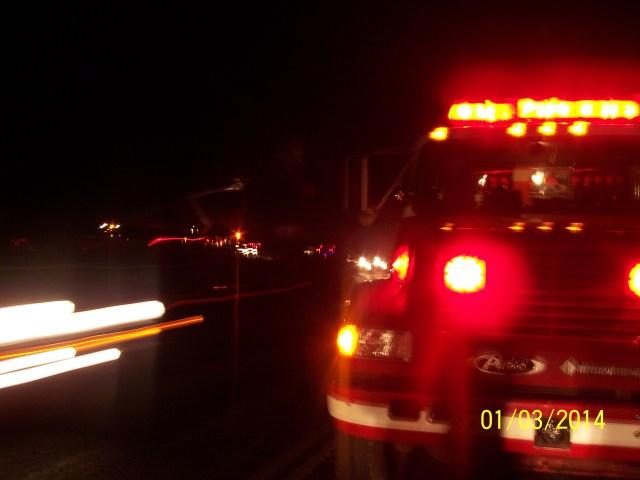 Dist. 9 Fire Truck