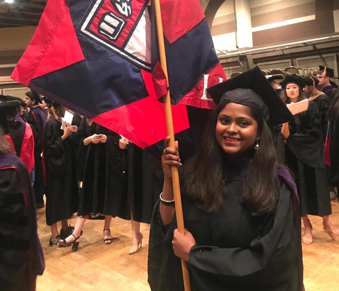 Radhika Saxena, LLM at UPenn