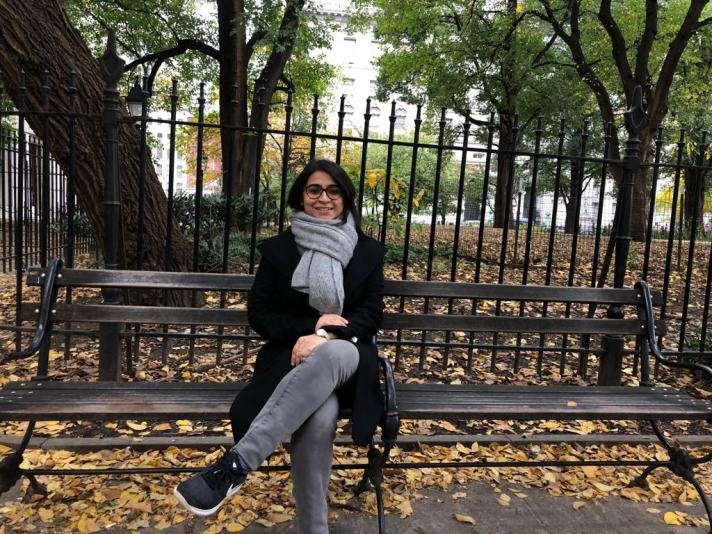 Immediately after her undergrad course, Yashasvi Tripathi enrolled for an LLM at New York University.