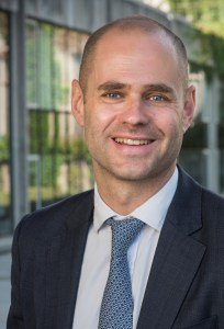 Justin Swinsick is the Director of Graduate Programs at the University of Chicago's Law School,