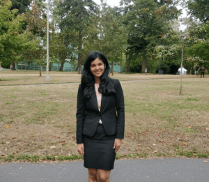Sanjini Jain is an LLM graduate from the University of Washington School of Law