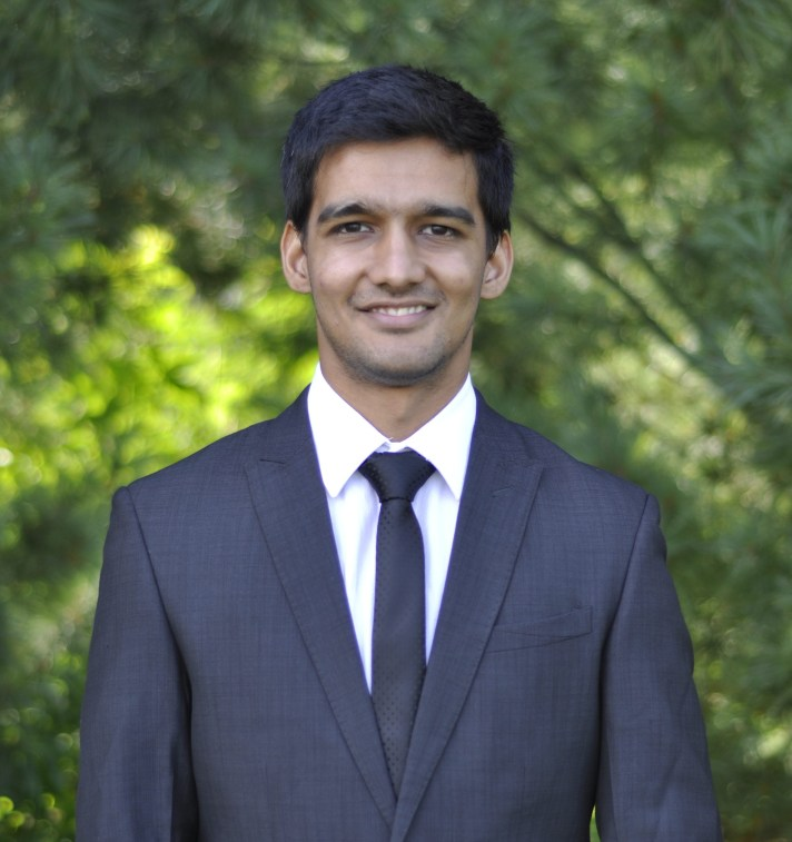 Dharmesh Khandelwal is currently an LL.M. candidate at Penn State Law, where he is the recipient of a full scholarship.