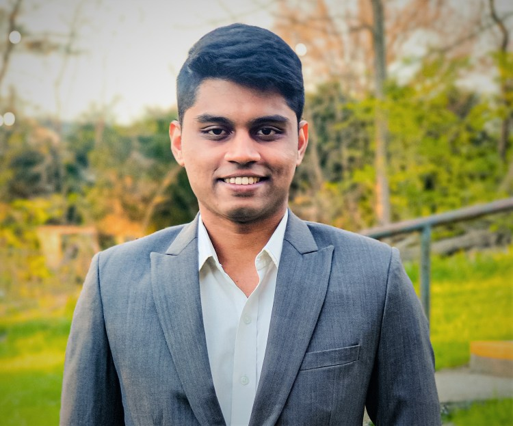 Revanth Ashok is in the LL.M. Class of 2020 at PennState Law,