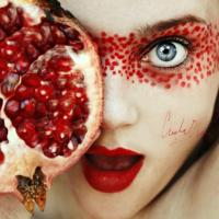 Tutti Frutti Self Portraits by Cristina Otero