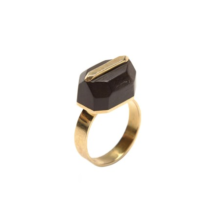 Ebony Ring - $35