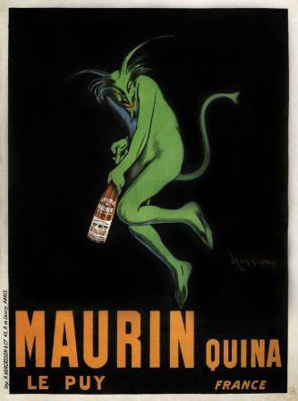 Maurin absinthe