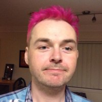 James Storey - Has left for a higher bitplane