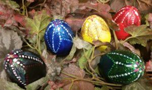 easter dragon eggs