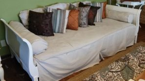 Amigas4all things to do in AZ low daybed fireplace