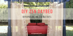 zen bed feature amigas daybed from old mattress