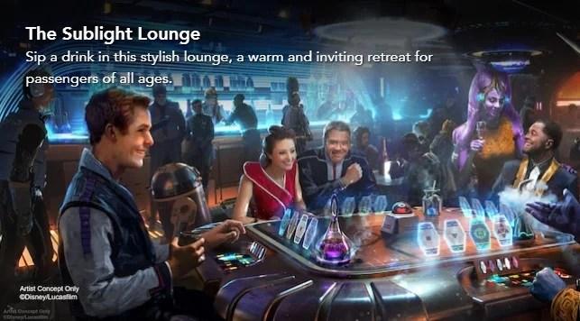 Star Wars Galactic Starcruiser - Disney divulgou mais detalhes sobre o hotel e sua abertura