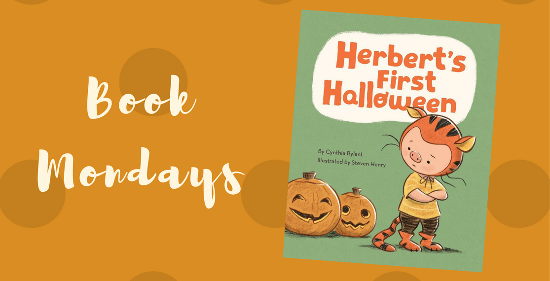 Herbert's First Halloween by Cynthia Rylang & Steven Henry