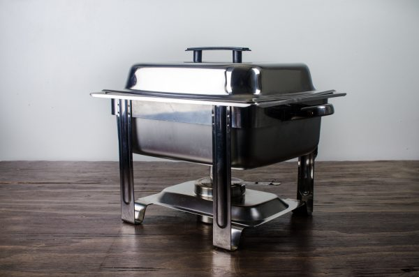 Events- Weddings, chafing dish stainless 4qt