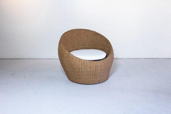 Lounge Chair, Egg Villamoura Outdoor