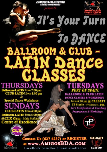 Amigos Bailadores Ballroom & Latin Dance Classes