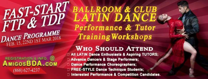 FAST-TRACK Performance (FTP) Dance Workshop