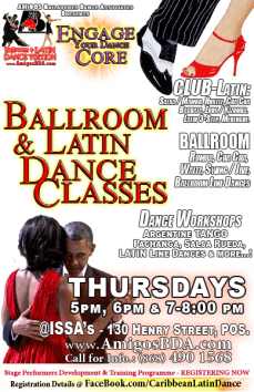 ABDA Ballroom and Latin Dance Programme