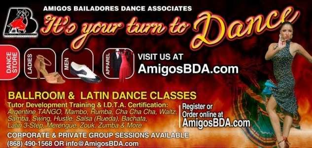 Amigos Bailadores Ballroom & Latin Dance Program
