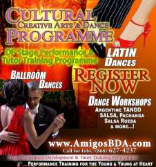 Amigos Bailadores Ballroom & Latin Dance Classes
